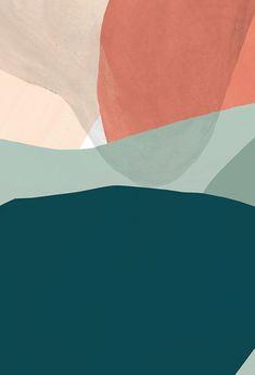 Wallpaper Iphone Art Graphics Colour 44 Ideas For 2019 Blush Color Palette, Color Palettes, Collage Kunst, Aesthetic Painting, Wallpaper Backgrounds, Wallpaper Desktop, Orange Wallpaper, Colorful Backgrounds, Pics Art