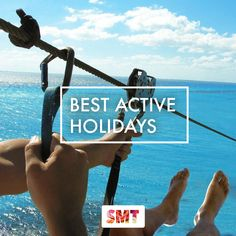 Planning a holiday? Next holiday choose a destination where there are numerous outdoor activities to choose from and keep you busy.  It's a great way to incorporate exercise into your holiday and you will have heaps of fun whilst doing it!  www.skinnymetea.com.au