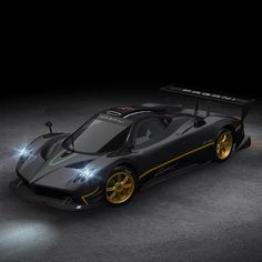 Out of this world! Pagani!