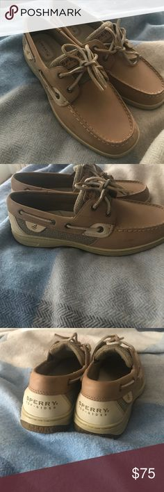 Brand new sperry topsiders. Size 8.5 Brand new! Too small for me. Perfect for day to day wear, very comfortable Sperry Top-Sider Shoes Flats & Loafers