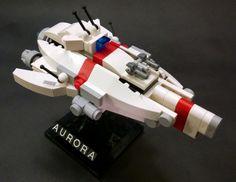 Proxima-class Combat Cruiser Aurora | Flickr - Photo Sharing!