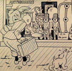 Hergé,Petit Vingtième,21 janvier 1937