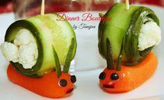 Dinner Boutique: Salad Snails