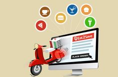 Online #food #ordering has revolutionised the food industry.