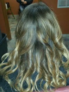 #curls #homecoming