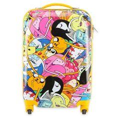 Adventure Time Crew 30-Inch Hardcase Spinner Luggage - BedBathandBeyond.com