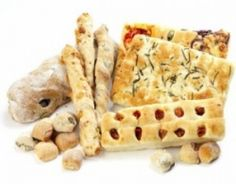 Explore the world of Italian breads.    Learn how to make the most popular breads (Easter bread, garlic bread, pizza bubble bread, panettone bread,...