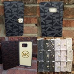 Black Samsung edge plus case New available for iPhone 6 and iPhone 6 Plus  Samsung edge plus please ask for the model u want all colors available black blue brown white beige pink Accessories Phone Cases