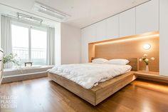 신반포팰리스 42평 아파트인테리어_우드향기가 번지는 집 [옐로플라스틱, 옐로우플라스틱, yellowplastic] : 네이버 블로그 House Design, Bedroom, Wood, Interior, Inspiration, Furniture, Home Decor, Inspire, Plastic