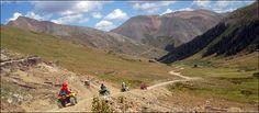 Rent An ATV From San Juan Backcountry - Silverton, Colorado