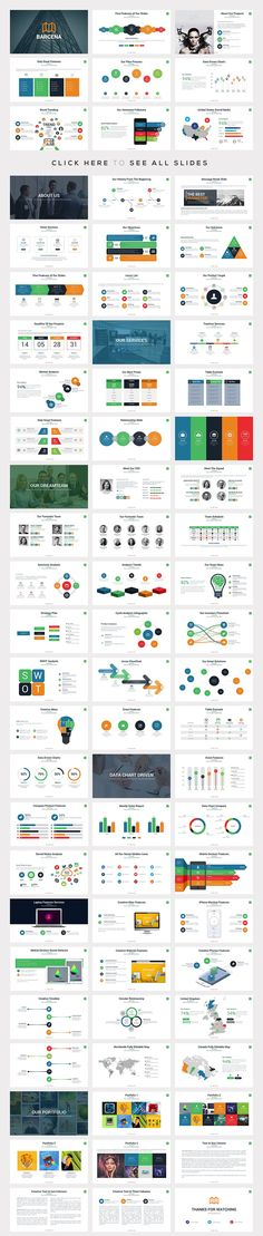 Best PowerPoint Templates Bundle by SlidePro on @creativemarket