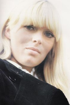 "Nico - The Velvet Underground, for her cool //NICO !!!!  ""I'll be your mirror"" singer/ german songstress / Actress / Andy Warhol - Velvet Underground member"