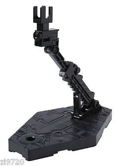 Bandai Hobby Action Base 2 Display Stand (1/144 Scale), Black Gundam (3) save with discount ***