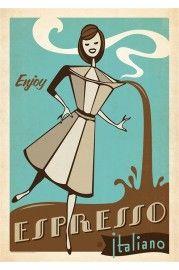 Espresso - Italiano