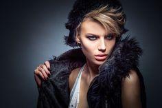 Free Image on Pixabay - Girl, Glamour, Mejk, Portrait