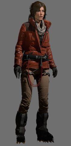Tomb Raider   THE RECONSTRUCTION OF LARA CROFT