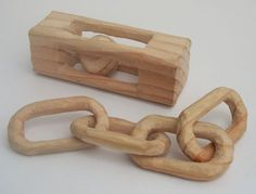 How to Whittle a Short Link Chain
