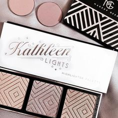 kathleen lights highlight palette collar with makeup geek apprx don't know if i need this but so pretty Makeup Art, Beauty Makeup, Eye Makeup, Top Beauty, Makeup Stuff, Makeup Geek, Makeup Tips, Pallette, Beauty Tips