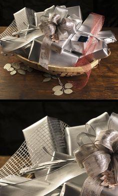 Paneres i regals d´empresa. Vins, caves, torrons... Productes artesanals. Sauleda