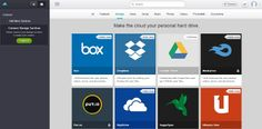 Access All Your Cloud Storage At One Place Using JoliCloud