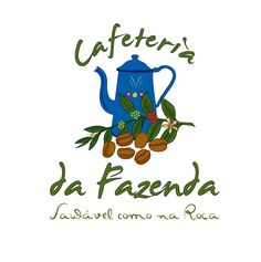 Logomarca Cafeteria da Fazenda