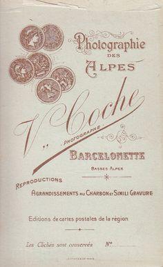 L'Ubaye ……………………………… V. COCHE - Barcelonnette, Alpes de Hte Provence