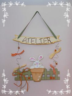 Páscoa no Atelier♥