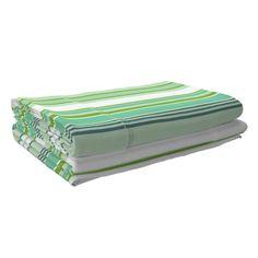 Langshan Sheet Set featuring Beach Cabana Stripe 7 by fleamarkettrixie Beach Cabana, Striped Bedding, Flat Sheets, Bed Design, Sheet Sets, Spoonflower, Color Pop, Mattress