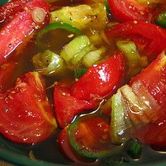 Easy Pickling: Farm-Stand Tomatoes