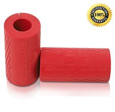 Thick Bar Grips EXTREME Turns Barbell Dumbbell and Kettlebell Into Thick Gripz For Muscle Growth Strengthen Your ForearmBicepTricepChest For CrossfitWeight TrainingBodybuildingStrongmanWOD * Click image to review more details.