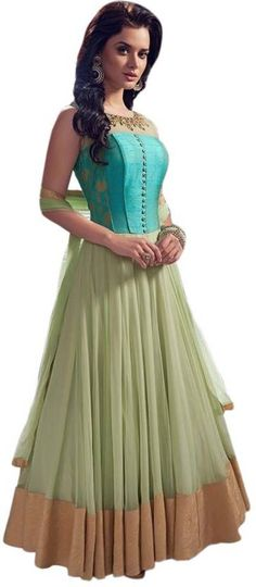 Hanscreation Georgette Embroidered Semi-stitched Salwar Suit Dupatta Material Price in India - Buy Hanscreation Georgette Embroidered Semi-stitched Salwar Suit Dupatta Material online at Flipkart.com
