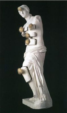 Salvador Dali - Venus de Milo of the Drawers - 1936. I've seen this in person!!