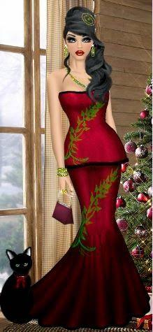 mollym #fashion #holidays #Christmas  Diva Chix user cee