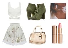 """""""Untitled #1"""" by christinederosa on Polyvore featuring Michael Antonio, River Island and Charlotte Tilbury"""