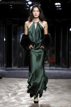 Azzaro Couture Fall Winter 2017 Collection in Paris