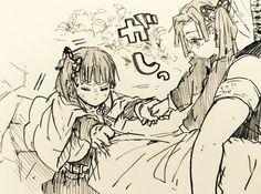 Imágenes random de Kimetsu no Yaiba - KnY Girls - Page 2 - Wattpad Yuri Anime, Manga Anime, Anime Art, Slayer Meme, Demon Slayer, Fantasy Demon, Deadman Wonderland, Gekkan Shoujo, Manga Artist