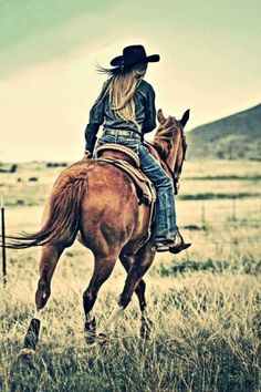 ♥ Cowgirls