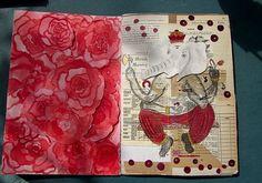 Ganesha from my visual journal