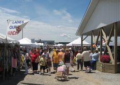 Shipshewana Auction and Flea Market, Shipshewana, IN
