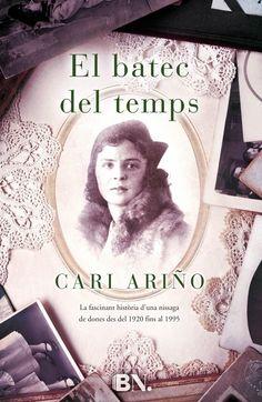 La màgia dels llibres: EL BATEC DEL TEMPS de Cari Ariño.