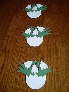 Window picture chain cardboard decoration spring Easter snowdrop egg n . Window picture chain cardboard decoration decorate spring Easter snowdrop egg NEW Mothers Day Crafts For Kids, Easter Crafts For Kids, Spring Art, Spring Crafts, Easter Pillows, Easter Toys, Diy And Crafts, Paper Crafts, Garden Crafts