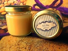 Homemade natural diaper rash cream  Χειροποίητη φυτική κρέμα για αλλαγή πάνας