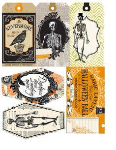 Free Halloween Banner Printable! — Jessica Sprague                                                                                                                                                                                 More