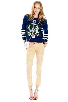 Juicy Couture Spring 2013 Ready-to-Wear