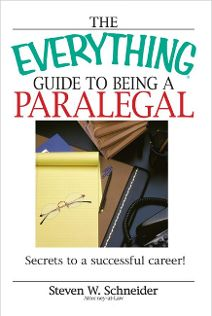 Paralegal program of instructions
