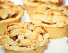 Mini Paleo Apple Pies
