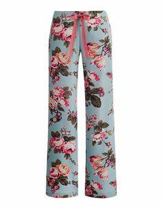 FLEUR Womens Pyjama Bottoms #joules #christmas #wishlist