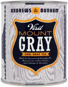 No two cups of tea are perfectly alike. That's part of the allure that keeps tea aficionados Charles Andrews and Erik Dunham passionate about the age-old beverage. The two founders of the Andrews & Dunham Damn Fine Tea company also love the romance of tea Citrus Oil, Tea Companies, Earl Grey Tea, Southern Europe, Lady Grey, Label Design, Teas, Discovery, 19th Century