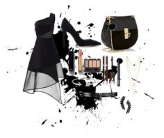 """Fancy"" by projectalice5 on Polyvore featuring David Koma, Gianvito Rossi, Chloé, MICHAEL Michael Kors, Chanel, Givenchy, NARS Cosmetics, Bling Jewelry, Cristabelle and Fallon"