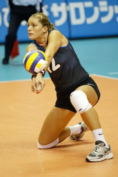 Draw? Volleyball player francesca piccinini